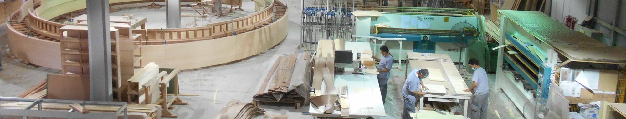 Factories & Workshops