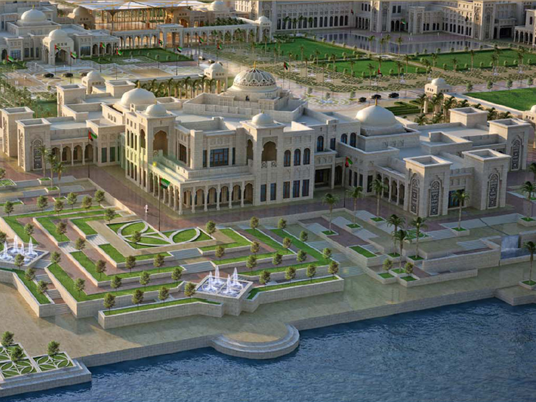 Presidential Palace Project - Crown Prince Wing ID Fit out work